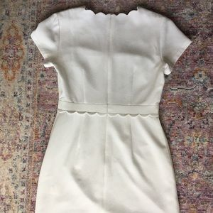 Club Monaco Dresses - NWT Club Monaco Satina Dress White